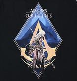 Assassin's Creed Assassin's Creed Origins Tank top Hemd Zwart
