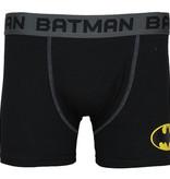 DC Comics: Superman, Batman & The Joker DC Comics Batman Logo Boxershort Onderbroek Zwart/Grijs/Geel