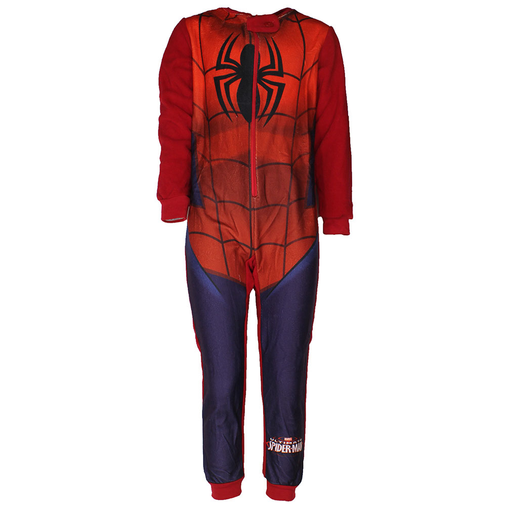 Spider-Man Spider-Man Kids Onesie Blue / Red