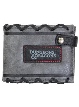 Dungeons and Dragons Dungeons & Dragons Lace Logo Bifold Portemonnee