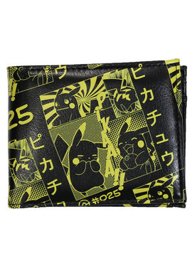 Pokémon Pokémon Pikachu Manga All over Print Bifold Wallet