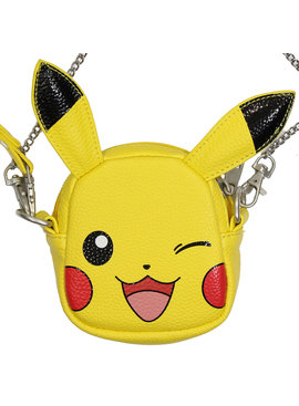 Pokémon Pokémon Pikachu Shaped Dames Schoudertas Clutch Portemonee
