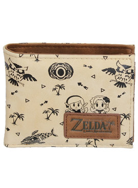 The Legend of Zelda The Legend of Zelda Link's Awakening Bifold Wallet