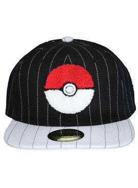 Pokémon Pokémon 3D Pokéball Varsity Snapback Cap Pet