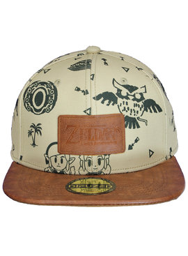 The Legend of Zelda The Legend of Zelda Link's Awakening Snapback Cap