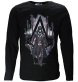 Assassin's Creed Assassins Creed Syndicate Jacob Frye Longsleeve Zwart