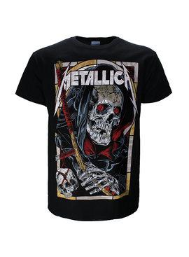 Band Merchandise Metallica Death Reaper T-Shirt