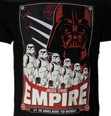 Star Wars Star Wars Join The Empire T-Shirt Black / Red
