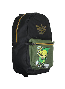 The Legend of Zelda The Legend of Zelda Black Woods Mini Backpack