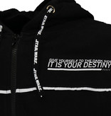 Star Wars Star Wars Darth Vader The Darkside Hoodie Vest met Rits en Capuchon Zwart