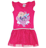 My Little Pony My Little Pony Kinder Jurkje met Tule Donker Roze