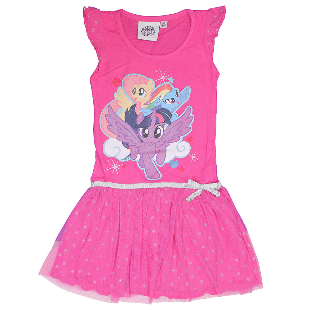 My Little Pony My Little Pony Kids Dress with Tulle Light Pink