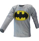 DC Comics: Superman, Batman & The Joker DC Comics Batman Logo Kids Longsleeve Shirt Grey