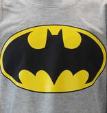 DC Comics: Superman, Batman, The Joker & The Flash DC Comics Batman Logo Kinder Longsleeve Shirt Grijs