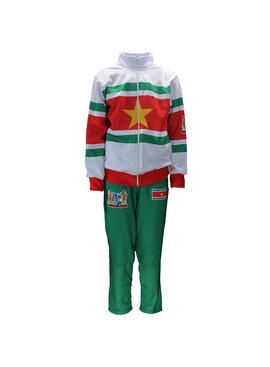 Suriname Surinam Track Suit