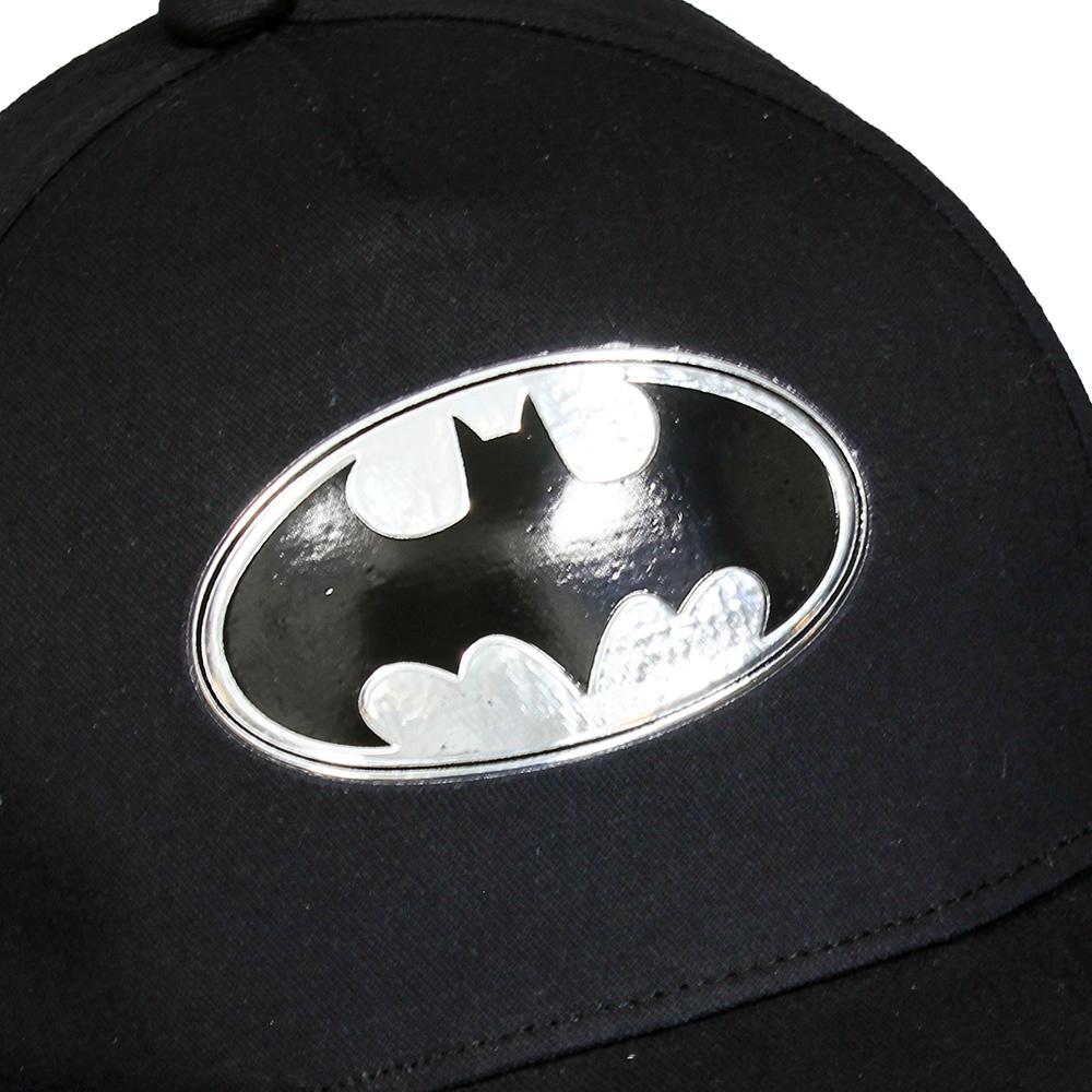 Batman DC Comics Batman Kids Baseball Cap Pet Zwart