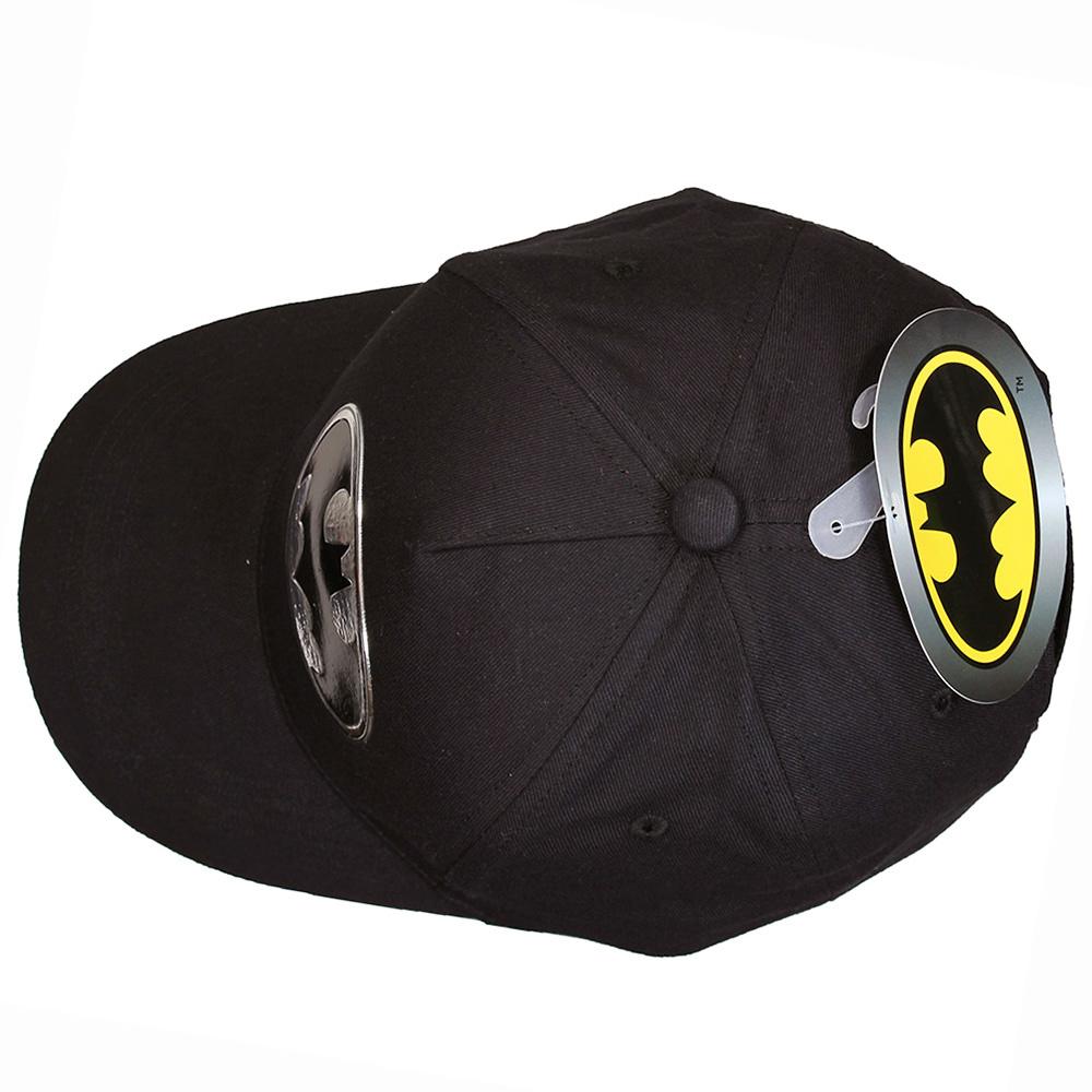 Batman DC Comics Batman Kids Baseball Cap Black