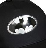 Batman DC Comics Batman Baseball Cap Pet Volwassenen Zwart / Zilver