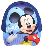 Mickey Mouse Disney Mickey Mouse Kids Pet Cap Donkerblauw