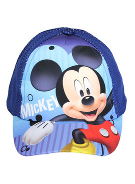 Mickey Mouse Disney Mickey Mouse Kids Cap Dark Blue