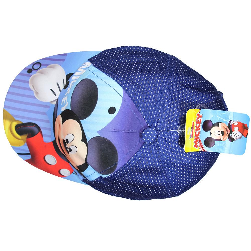 Mickey Mouse Disney Mickey Mouse Kids Cap Dark Blue