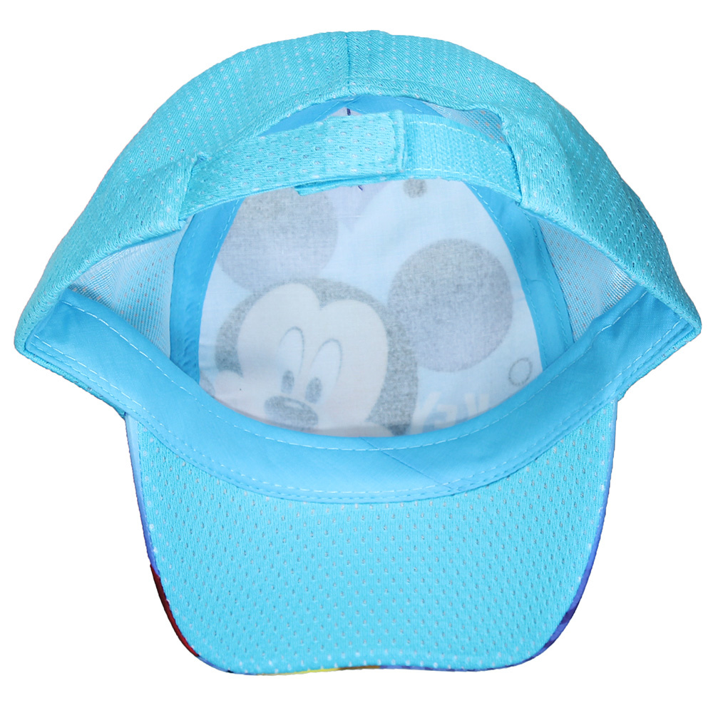 Mickey Mouse Disney Mickey Mouse Kids Pet Cap Lichtblauw