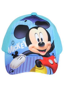 Disney Disney Mickey Mouse Kids Pet Cap Lichtblauw