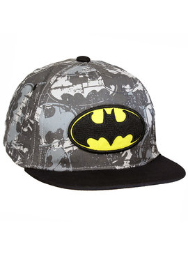 DC Comics: Superman, Batman, The Joker, The Flash & Suicide Squad DC Comics Batman Volwassenen Snapback Hip Hop Cap Pet
