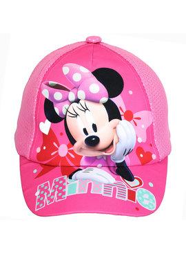 Disney Walt Disney Minnie Mouse Kids Cap Light Pink