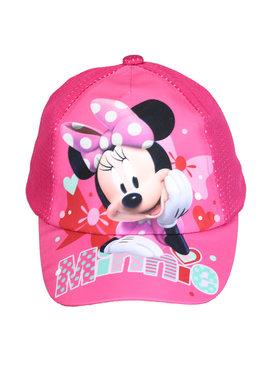 Disney Walt Disney Minnie Mouse Kids Cap Dark Pink