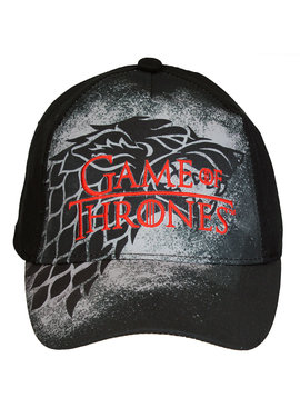 Game of Thrones Game of Thrones Volwassenen Wolven Pet Cap
