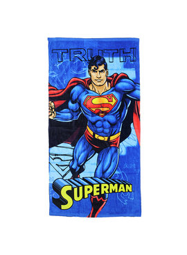 Superman DC Comics Superman Truth Badlaken Strandlaken