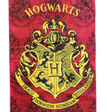 Harry Potter Harry Potter Hogwarts School of Witchcraft and Wizardry Bath / Beach Towel Red