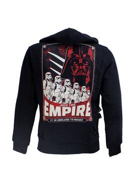 Star Wars Star Wars Join The Empire Vest met Rits en Capuchon