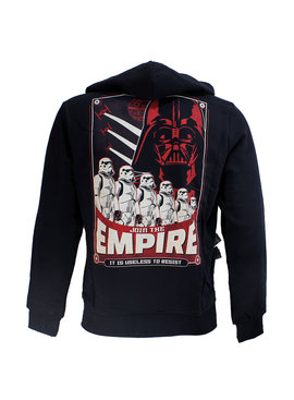 Star Wars Star Wars Join The Empire Zipper Hoodie
