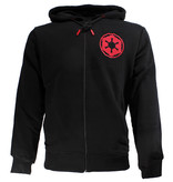 Star Wars Star Wars Join The Empire Zipper Hoodie Black / Red