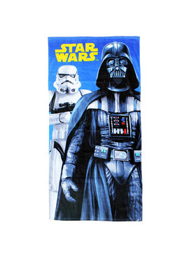 Star Wars Star Wars Darth Vader with Stormtrooper Bath Towel