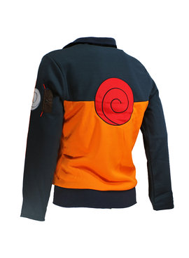 Naruto Naruto Shippuden Sweater Hoodie Jacket with Zipper