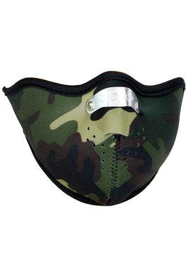 Facemasks Biker Mondkap Facemask Skimasker Camouflage Camo