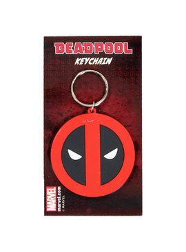 Marvel Comics: The Avengers, Captain America, Spider-Man, The Hulk, Thor, Black Panther, Deadpool, Ant-Man, Iron Man, The Punisher Marvel Comics Deadpool Rubber Keychain