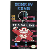 Nintendo Nintendo Donkey Kong It's on like Official Keychain Brown