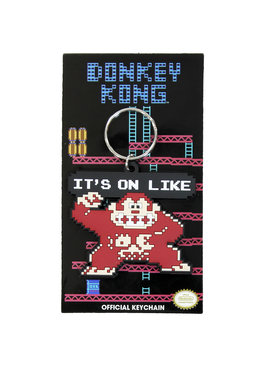Donkey Kong Nintendo Donkey Kong It's on like Sleutelhanger Official Keychain