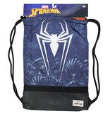Spider-Man Marvel Comics Spiderman Poison Gym Bag Black / Grey