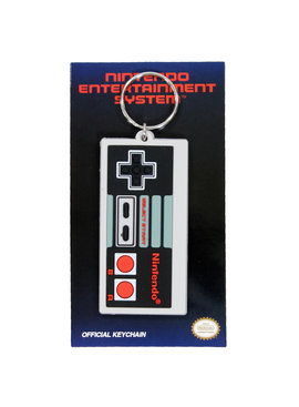 Nintendo Nintendo Entertainment System NES Controller Keychain