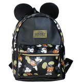 Mickey Mouse Disney Mickey Mouse ' True Mickey' Backpack Black