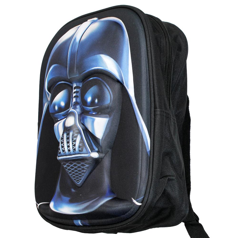 Star Wars Star Wars Darth Vader 3D Backpack Rugtas Zwart