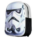 Star Wars Star Wars Stormtrooper 3D Backpack Rugtas Wit