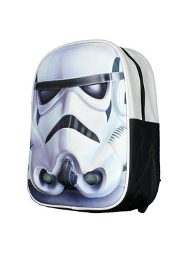 Star Wars Star Wars Stormtrooper 3D Backpack Rugtas