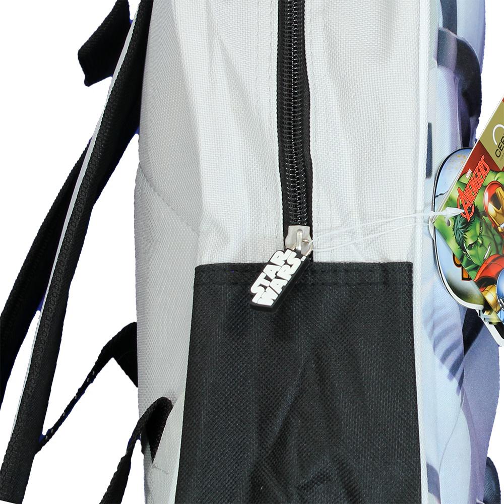 Star Wars Star Wars Stormtrooper 3D Backpack White