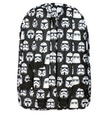 Star Wars Star Wars Stormtrooper Troopers Backpack Rugtas Zwart / Wit